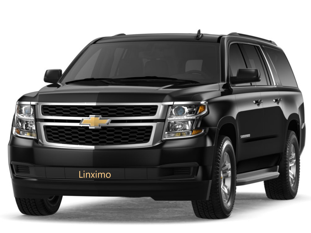 Chevrolet Suburban Fleet Vehicle